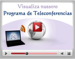 Ver videos del programa de Teleconferencias de Inmaculada Martinez